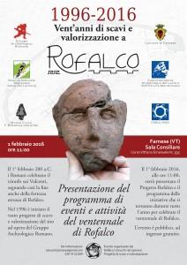 Rofalco - Ventennale