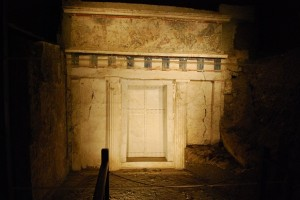 Vergina Tomba di Filippo II 15