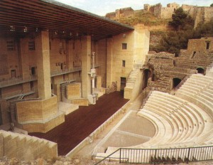 Sagunto Teatro Romano