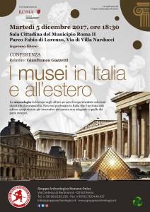 Musei Italia Estero 051217(Gazzetti)