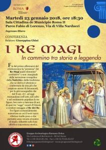 Conferenza Re Magi 230118