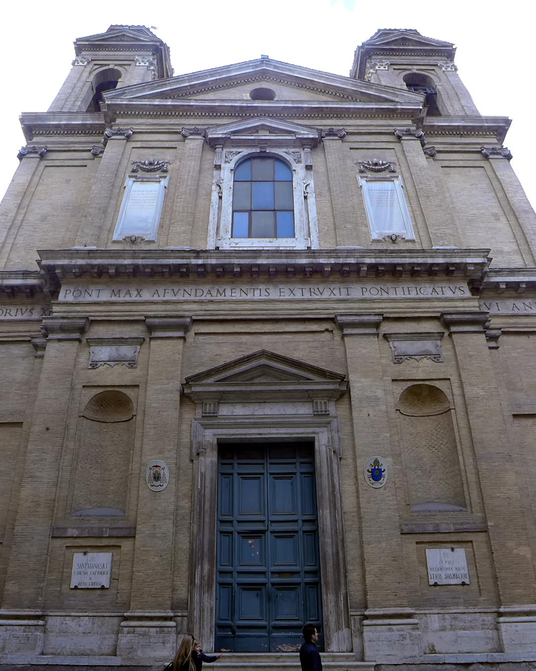 Chiesa di Sant'Atanasio dei Greci
